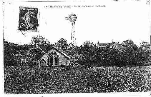 Ville de LAILLY Carte postale ancienne