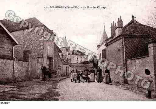 Villes et villages en cartes postales anciennes .. - Page 23 Photos-carte-selongey-cote-dor-PH019122-D