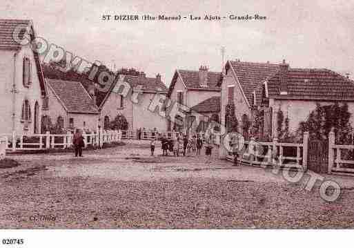 Perthes haute marne photo et carte postale for Saint dizier haute marne