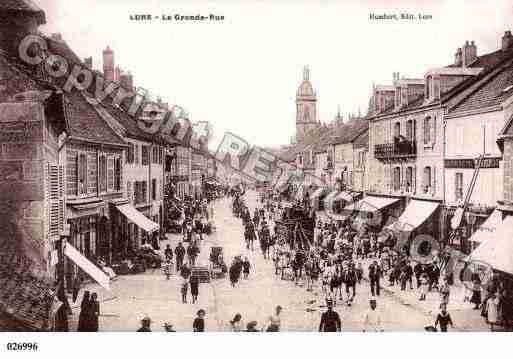 Lure haute saone photo et carte postale for Lure haute saone