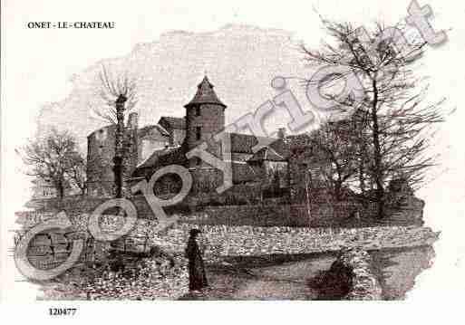 Cabanes photo et carte postale for Piscine onet le chateau