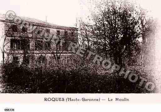 Brax photo et carte postale - Roque sur garonne ...
