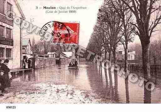 Meulan photo et carte postale for Piscine de meulan