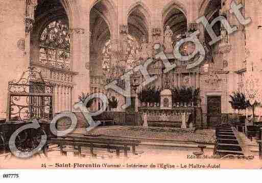 Villes et villages en cartes postales anciennes .. - Page 24 Photos-carte-saint-florentin-yonne-PH065237-G
