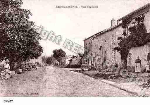 Villes et villages en cartes postales anciennes .. - Page 22 Photos-carte-xermamenil-meurthe-et-moselle-PH040438-A