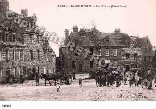 Villes et villages en cartes postales anciennes .. - Page 22 Photos-carte-locronan-finistere-PH002142-E