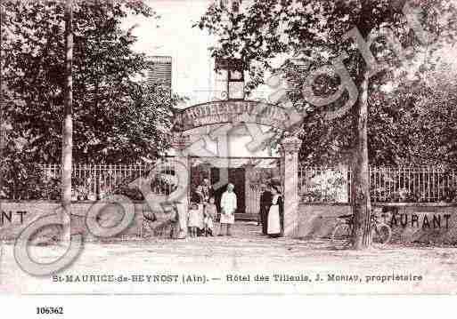 Lescheroux photo et carte postale - Piscine saint maurice de beynost ...