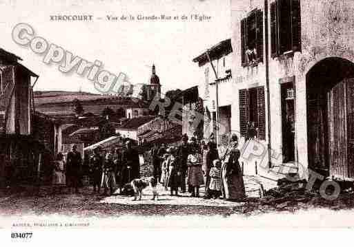 Par ordre alphabétique, des villes et des villages . - Page 5 Photos-carte-xirocourt-meurthe-et-moselle-PH040445-A