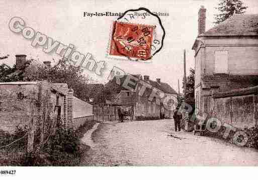 Ville de FAYLESETANGS, carte postale ancienne
