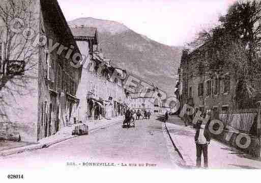 Bonneville photo et carte postale for Piscine de bonneville