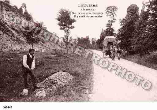 Louviers photo et carte postale for Piscine de louviers