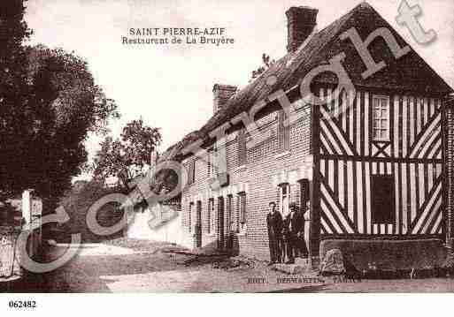 Ville de SAINTPIERREAZIF, carte postale ancienne