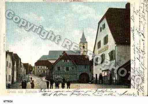 Rixheim photo et carte postale for Piscine de rixheim