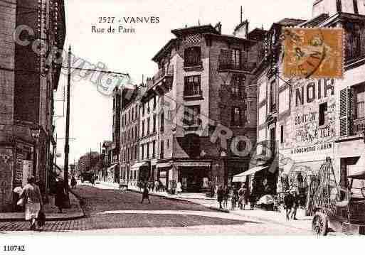 Vanves photo et carte postale for Piscine vanves