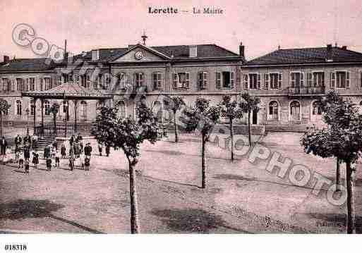 Lorette photo et carte postale for Ancienne lorette piscine