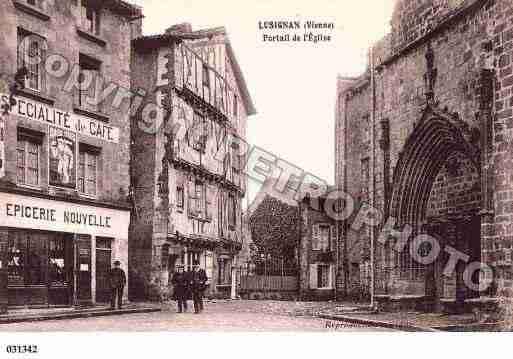 Villes et villages en cartes postales anciennes .. - Page 25 Photos-carte-lusignan-vienne-PH062670-B