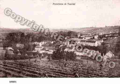 Ville de vaureal ph067771 d photo dit e d 39 une carte for Piscine vaureal