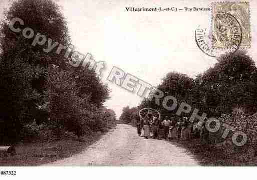 Ville de NONIDENTIFIES, carte postale ancienne