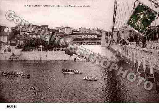 Saintjustsaintrambert photo et carte postale - Piscine saint just saint rambert ...