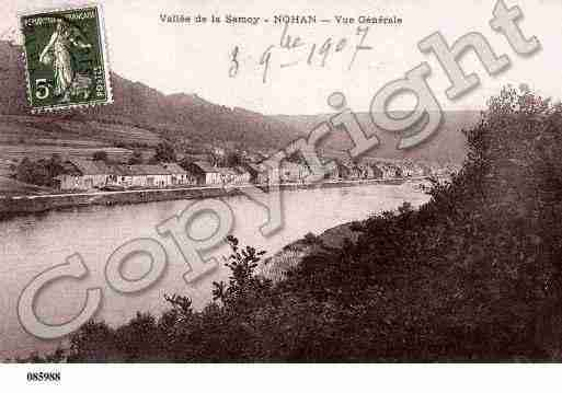 Ville de THILAY, carte postale ancienne