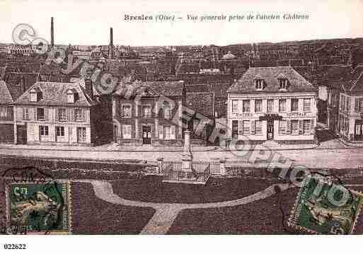 Bresles photo et carte postale for Piscine de bresles