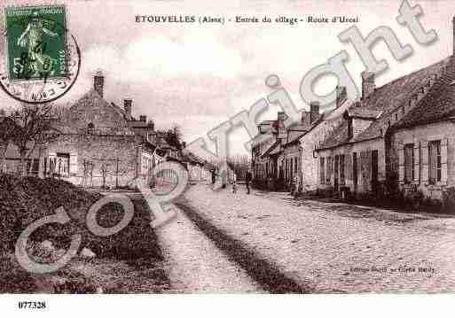 Villes et villages en cartes postales anciennes .. - Page 23 Photos-carte-etouvelles-aisne-PH007285-C