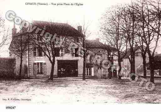 Civaux photo et carte postale for Piscine de civaux