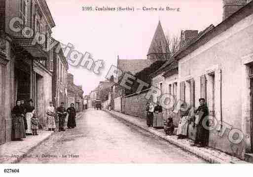 Ville de Coulaines, PH053887-D  Photographie éditée d'une
