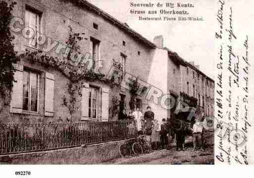 Hestroff photo et carte postale for Haute kontz moselle