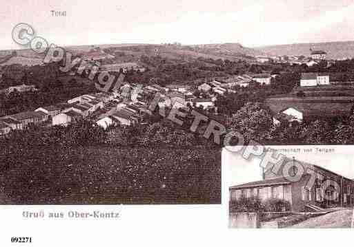 Etangs les photo et carte postale for Haute kontz moselle