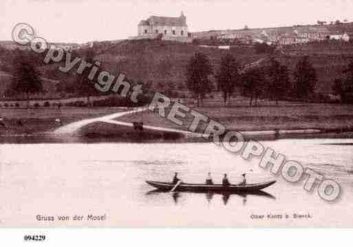 Mecleuves photo et carte postale for Haute kontz moselle